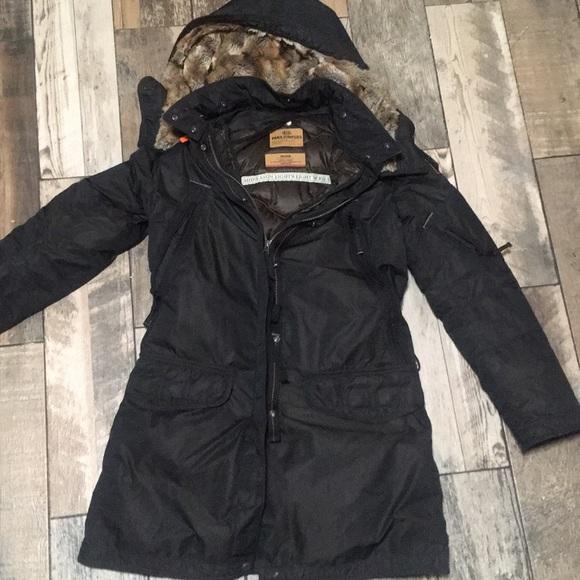 parajumpers midseason jacket